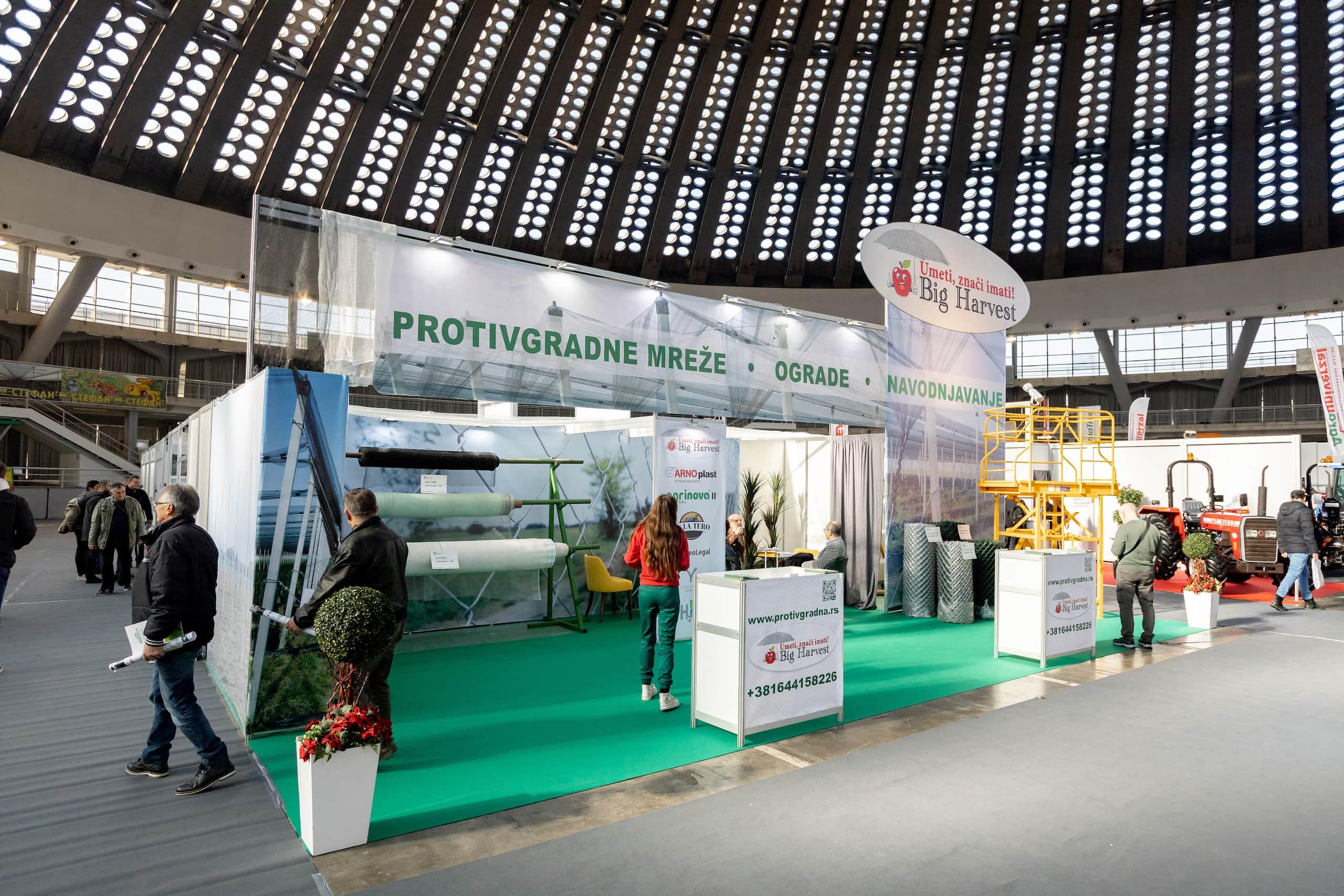 Izlagaci Agro Belgrade 2020