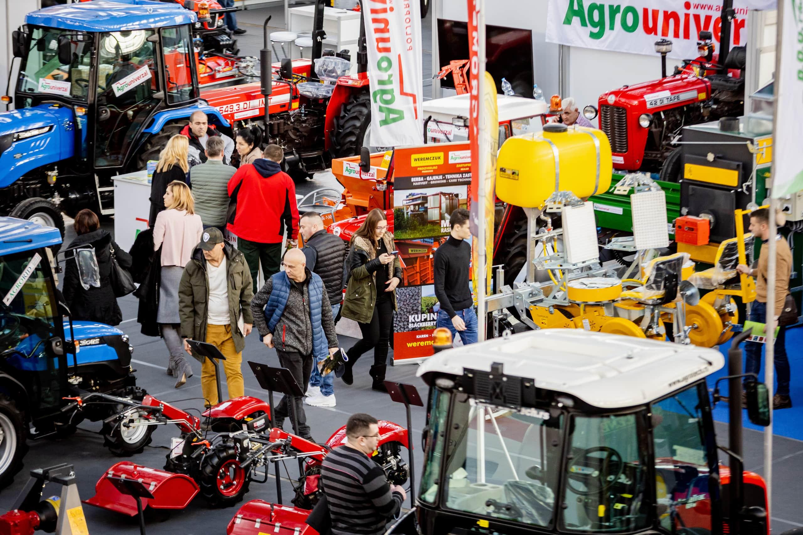 Agro Belgrade 2020